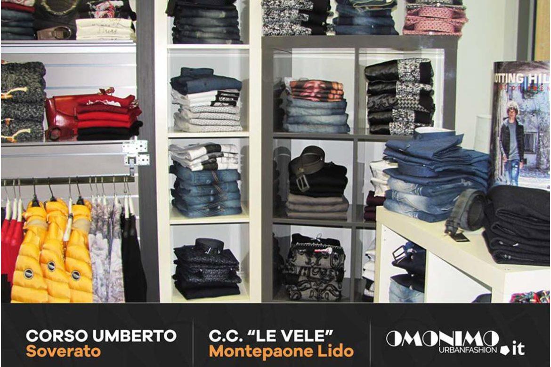 Omonimo Urban Fashion è il negozio di abbigliamento ed accessori all ultima  moda alla portata di tutti. Segue sempre le avanguardie dello stile f797c737874
